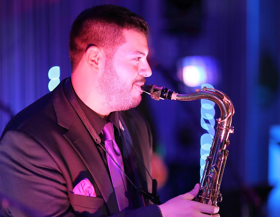 Saxophonist Berlin buchen